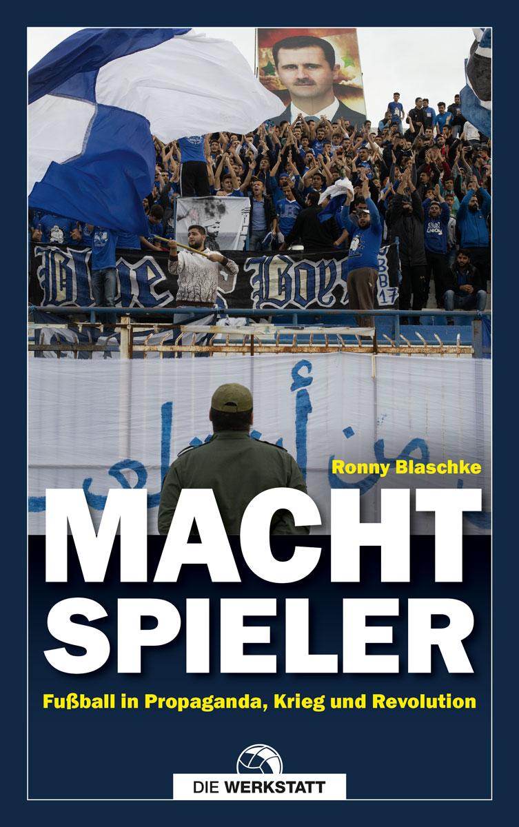 """Ronny Blaschke """"Machtspieler"""": Vortrag und Diskussion"""